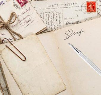 Schreibt mehr Briefe!