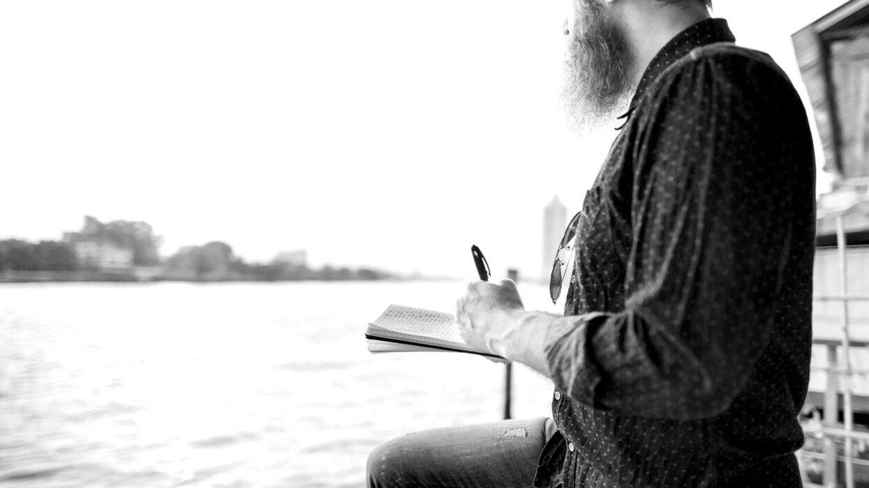 Linkshänder Füller – ein Mythos kurz erkärt