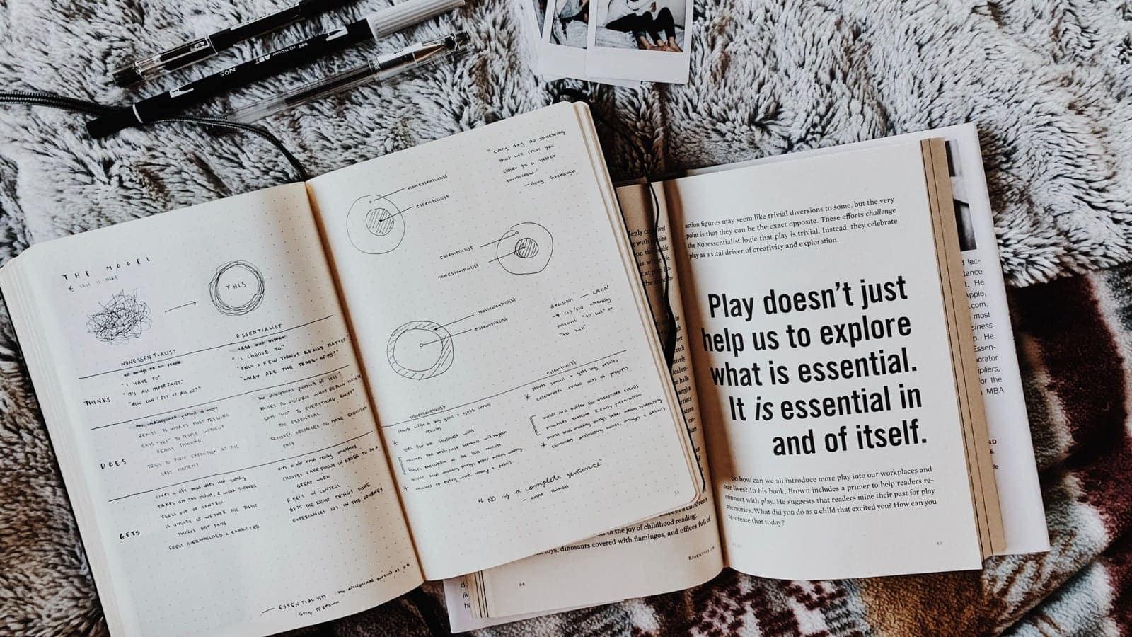 Tagebuch-vs-Bullet-Journaling