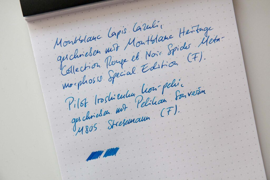 Montblanc Lapis Lazuli