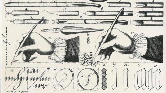 Wer hat den Füller erfunden? Eine Geschichte