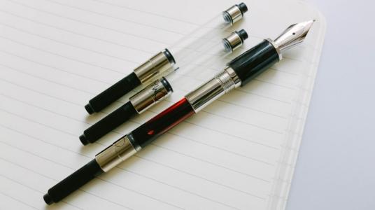 Kolbenfüller, Patronenfüller und Konverter im Vergleich – Was ist besser?