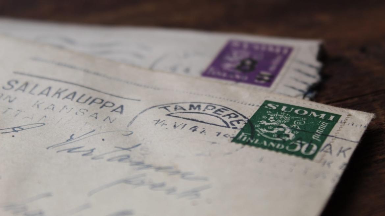 Persönliche Briefe schreiben