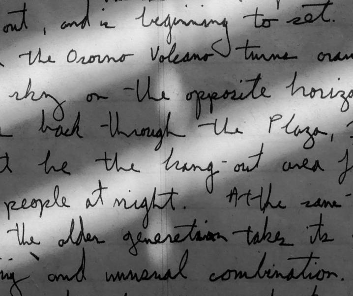 Jede Handschrift ist einzigartig