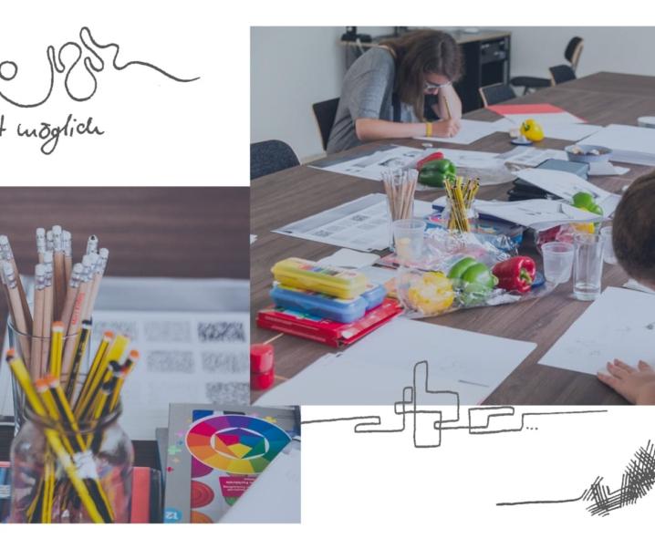 One Line Art – Projektarbeit des Merz Berufskolleg