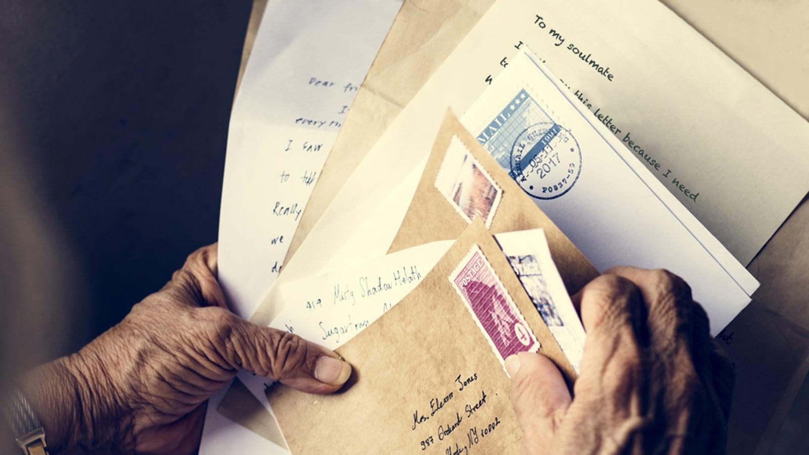 Liebesbrief schreiben – so kommt er gut an