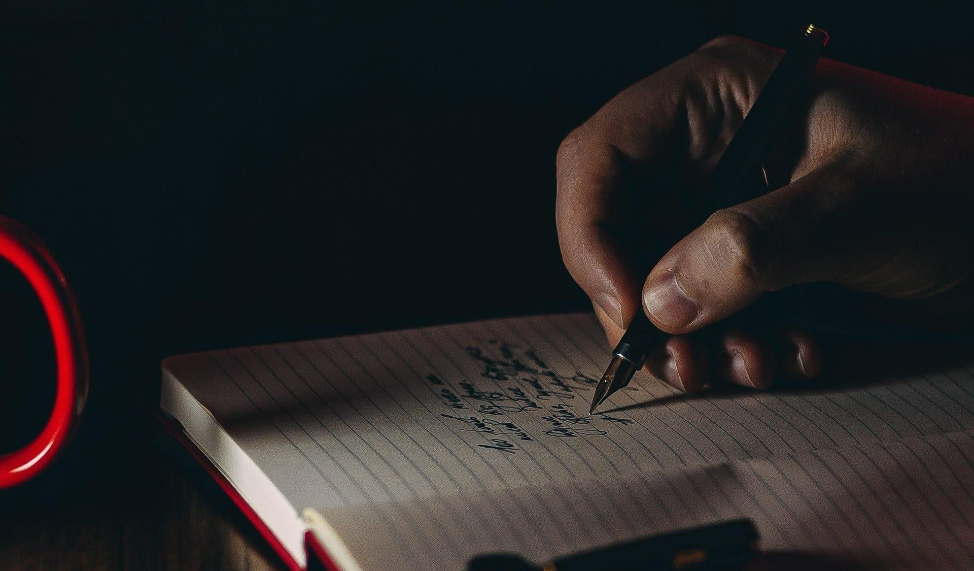 Handschriftliches Schreiben: Der Schlüssel zu einem besseren Leben